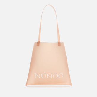 Nunoo Women's Small Vegan Tote Bag - Nude