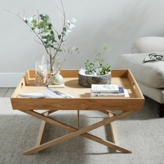 The White Company Butler's Coffee Table, Natural, One Size