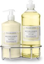 Williams-Sonoma Williams Sonoma Meyer Lemon Lotion & Dish Soap, Classic 3-Piece Set