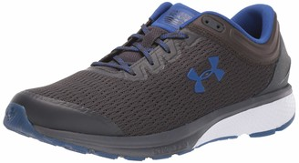 Under Armour Men's Charged Escape 3 Running Shoe Black (002)/Black 7.5