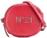 No.21 round crossbody bag