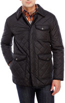 Hart Schaffner Marx Diamond Quilted Jacket