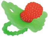 Razbaby RaZ-berry Teether, Red Color: Red (Baby/Babe/Infant - Little ones) by