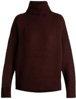 Nili Lotan Quinn roll-neck wool-blend sweater