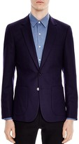 Sandro Slim Fit Blazer
