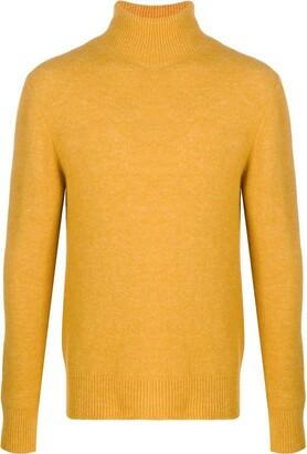 Nanushka Malthe roll-neck jumper