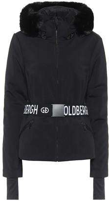 Goldbergh Ski Hida belted jacket