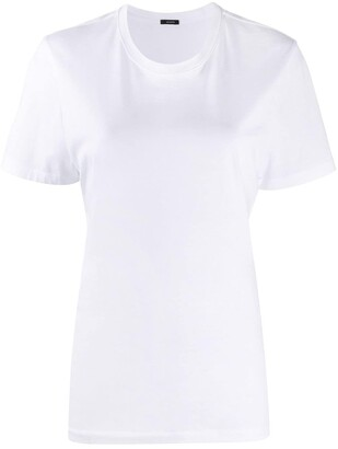 Joseph round neck jersey T-shirt