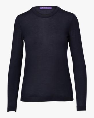 Ralph Lauren Collection Cashmere Jersey Sweater