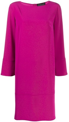 Gianluca Capannolo Long Sleeve Shift Dress