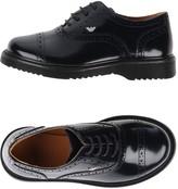 Armani Junior Lace-up shoes - Item 11207626