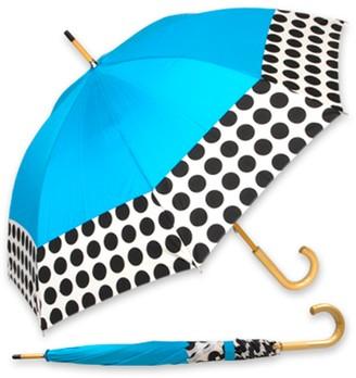 ShedRain Printed Wood Stick Umbrella