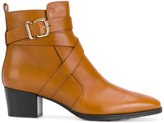 Tod's classic buckled boots
