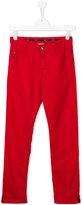 Boss Kids - smart trousers - kids - Cotton - 14 yrs