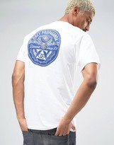 Obey T-shirt With Stamp Back Print