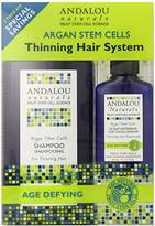 Andalou Naturals Age Defying Treatment System 3 Pieces (Pack of 6)