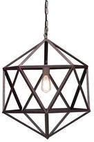 Apt2B Lorena Ceiling Lamp Small ANTIQUE BROWN