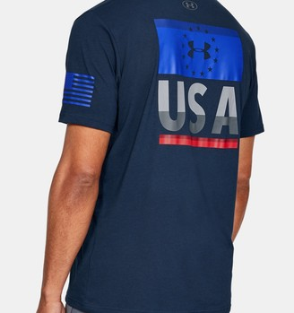 Under Armour Men's UA Freedom Fierce Competitor T-Shirt