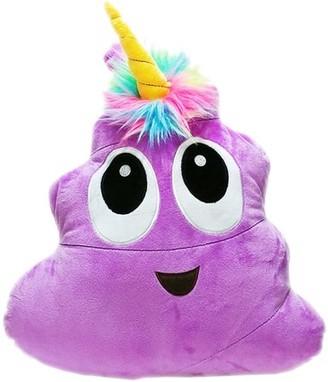 Fun 2 Play Toys Poonicorn 16 Plush Pillow Purple Hang Tag V1