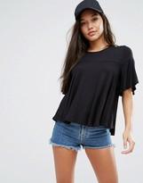 Boohoo Smock Jersey T-Shirt