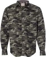 Weatherproof Vintage Camo Long Sleeve Shirt 154622 M