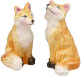 Cath Kidston Fox Salt and Pepper Shakers