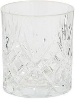 Marks and Spencer Pressed Glass Tumbler