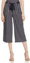 Aqua Striped Culotte Pants - 100% Exclusive