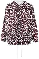 Marni patterned lightweight jacket