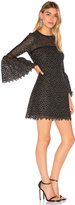 Cynthia Rowley Ditzy Embroidered Dress