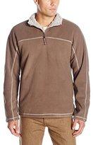 True Grit Men's Outback Fleece 1/4 Zip Pullover
