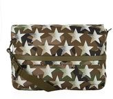 Valentino Camo Star Messenger Bag