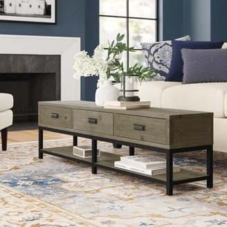 Three Posts Upson Bench Coffee Table