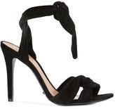 Schutz ankle length sandals - women - Acetate/Suede/Leather - 6