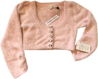 For Love & Lemons Pink Synthetic Knitwear