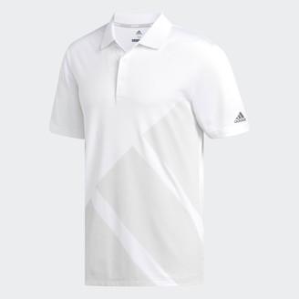 adidas Bold 3-Stripes Polo Shirt