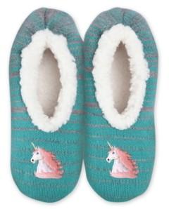 K. Bell Socks K. Bell Women's Cozy Unicorn Slippers
