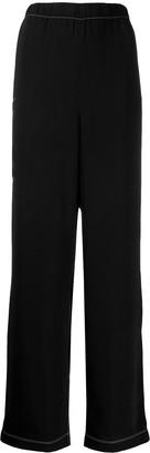 MM6 MAISON MARGIELA Contrast Stitching Trousers