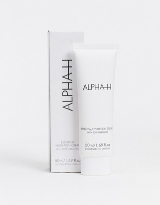 Alpha-h Essential Hydration Cream with Rose Geranium and Vitamin E 50ml