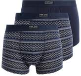 Pier One 3 Pack Shorts Navy