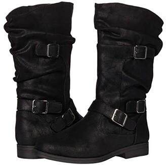 Rachel Ireland (Little Kid/Big Kid) (Black) Girl's Shoes
