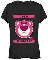 Fifth Sun Women's Toy Story I'm a Hugger Graphic Crew Tee