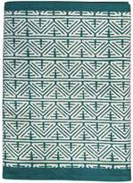 L&M Home Cairo Table Runner, Jade