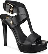 G by Guess Gennie Platform Sandals