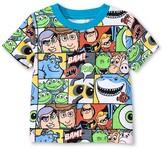 Disney Pixar Baby Boys' Disney Pixar® Comic Short Sleeve T-Shirt
