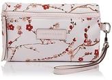 Longchamp Le Pliage Neo Sakura Nylon Wristlet