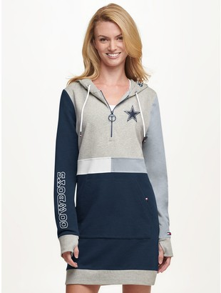 Tommy Hilfiger Dallas Cowboys Hoodie Dress