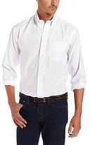 Cutter & Buck Men's Long Sleeve Epic Easy Care Royal Oxford Shirt