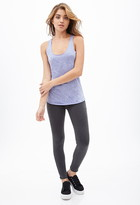 Forever 21 Heathered Knit Tank Top