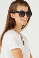 Cotton On Farrah Round Sunglasses